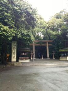 大神神社へ行ってきました